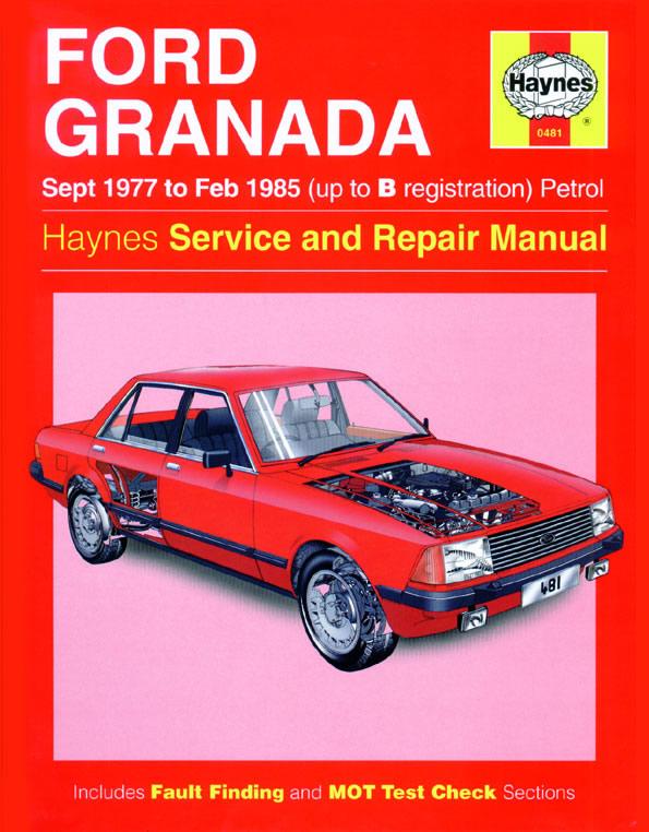 Форд Гранада - Ford Granada